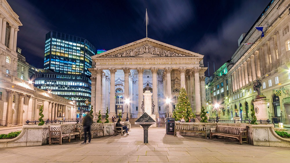 Bank of England to use distributed ledger technology in