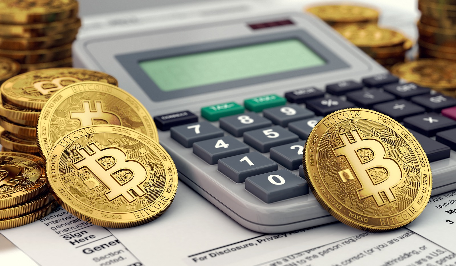 taxes on selling cryptocurrency